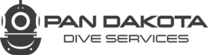 copyright Pan Dakota Dive Services official logo